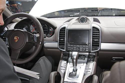 Porsche Cayenne2