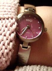 Min gamla klocka