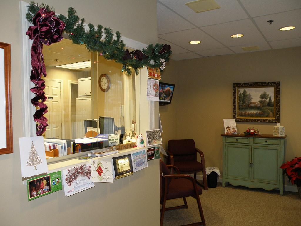 dentistry waiting room
