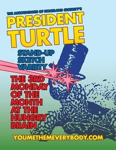 President Turtle