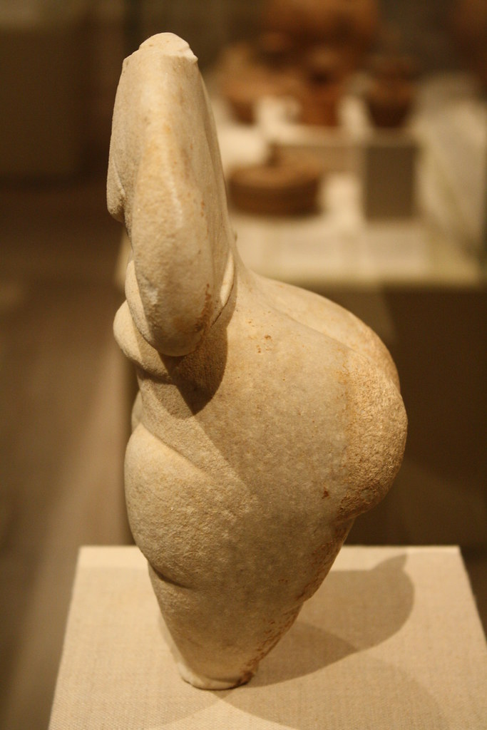The World Of Figurines In The Neolithic And Early Chalcolithic