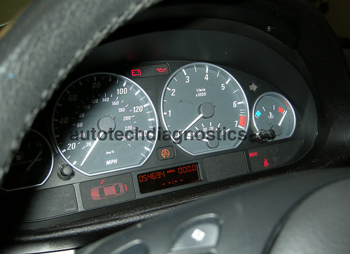2004 BMW 330i E46 No start No Communication