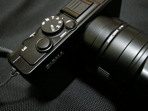 SIGMA DP2 レンズフードHL21