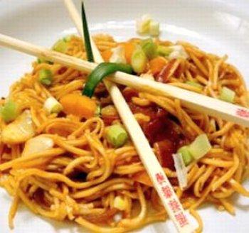 heard about Schezwan Hakka (Asian) Noodles – the spicy Asian noodles ...