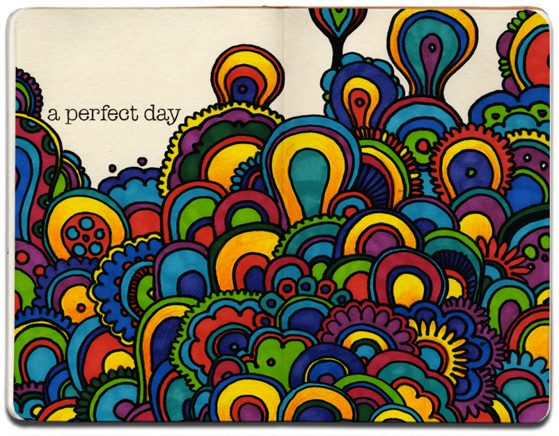 Perfect day - by Laura Serra