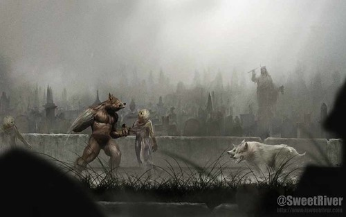 Beasts_Reunion_by_Orioto