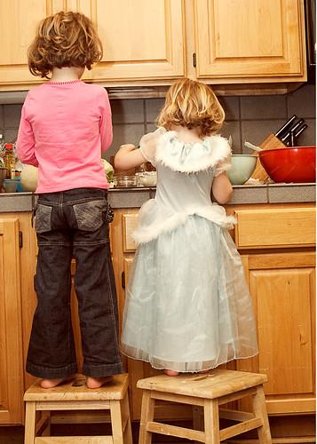 83/365 . . . making dinner