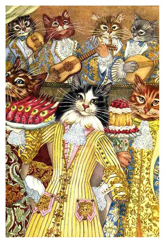 010-Queen Cat- Le Chat Jérémie et autres histoires de chats-Adrienne Segur.