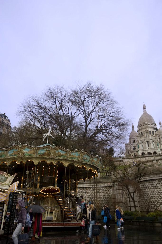 Notre Dame et Montmartre