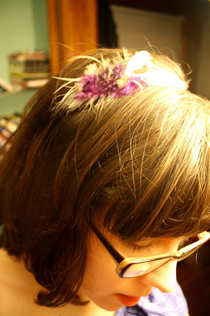 P headband