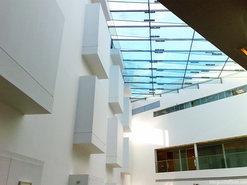 Inside the Wolfson Medical School Building