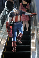 Superheroes Do Not Take the Stairs (Generik11) Tags: sf costumes people ditch keep sfist wondercon keep2 keep3 keep4 keep5 keep6 keep7 ditch2 ditch3 ditch6 ditch8 ditch9 ditch10 ditch4 ditch7 wondercon2010 ditch5saddarkness