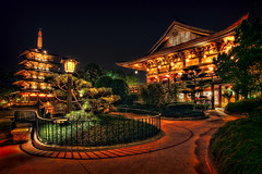 World Showcase: Japan (Jeff_B.) Tags: japan japanese orlando epcot florida disney disneyworld pavilion wdw waltdisneyworld epcotcenter magickingdom waltdisney worldshowcase japanpavilion hdraward disneyphotography disneyphotograph