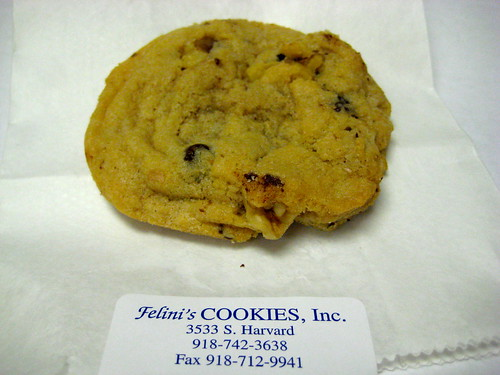 Felini's Chocolate Chip Cookie