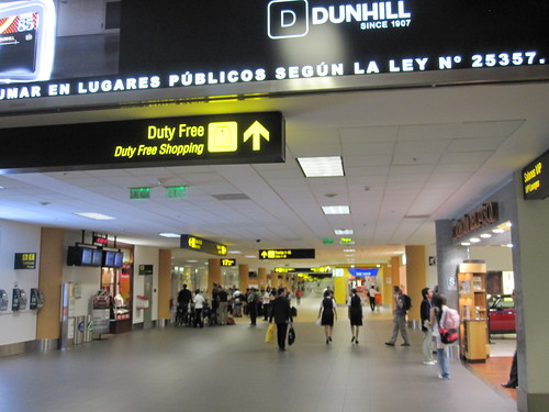 LIM Airport