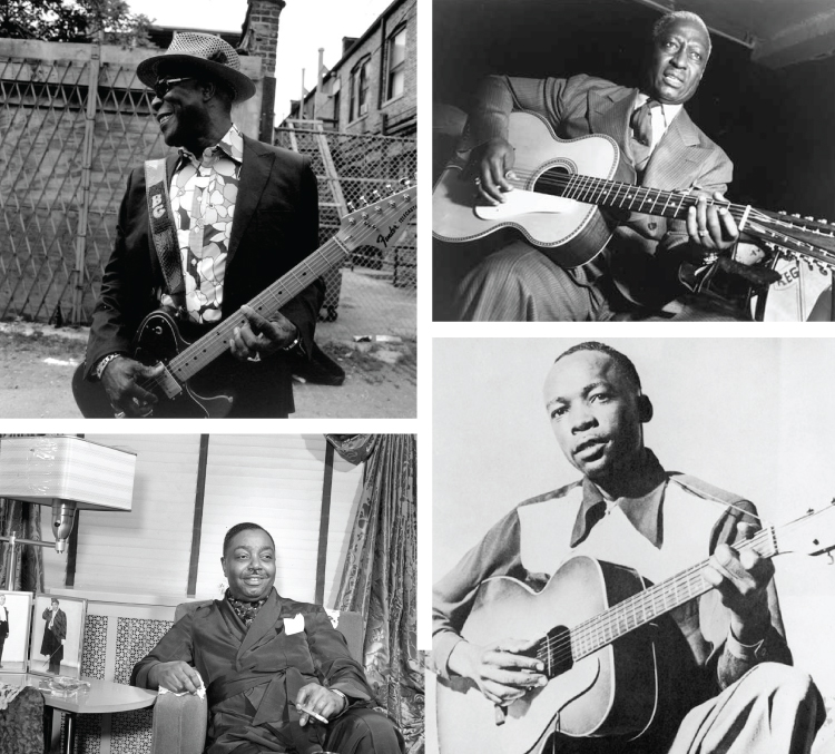 More Great Blues Men