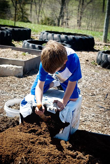 amending garden soil 2