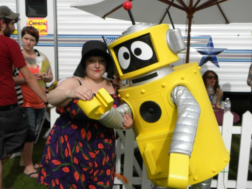 Beth Ditto and Plex