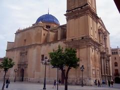 Elche. Basícica de Santa María