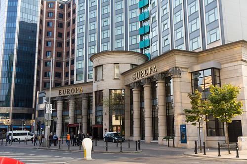 Belfast City - Europa Hotel