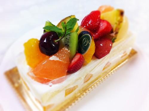 今日のお菓子 No.52 – 「TAKANO」
