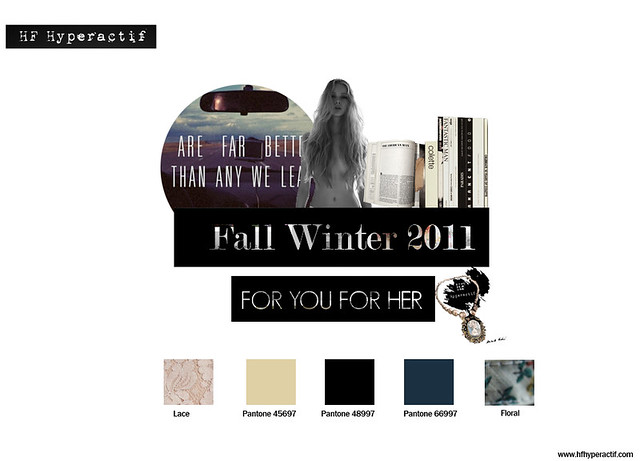 Fall  2011 Creative Process