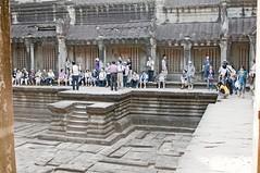 Bath at Angkor Wat