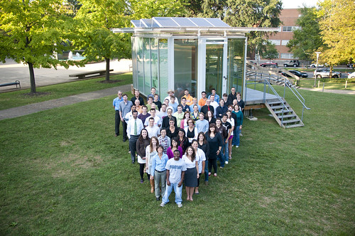 Solar Decathlon 2011 Tennessee Team Photo