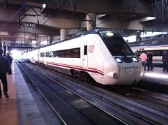 Intercity 17199 (Badajoz - Madrid) (jrubios8) Tags: madrid media badajoz distancia 599