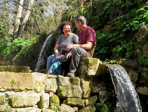 banias falls