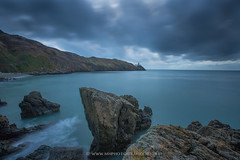 On the Rocks (Mick Hunt Photography) Tags: howth baily lighthouse rocks lee filters bigstopper seascape longexposure dublinbay dublin winter february 2017 canon 5dmkiii 1635 cliffs ireland lightroom water sky landscape beach cliff sea coast rock