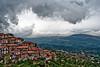 Un solo respiro (the_lighter) Tags: clouds landscape nikon nuvole wind processed vento tremonti abruzzo paese marsica