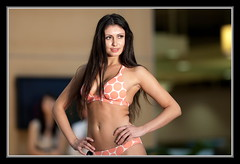 DSC_1681 (tom8ho) Tags: show girls fashion nikon faces jeans f2 swimwear 200mm