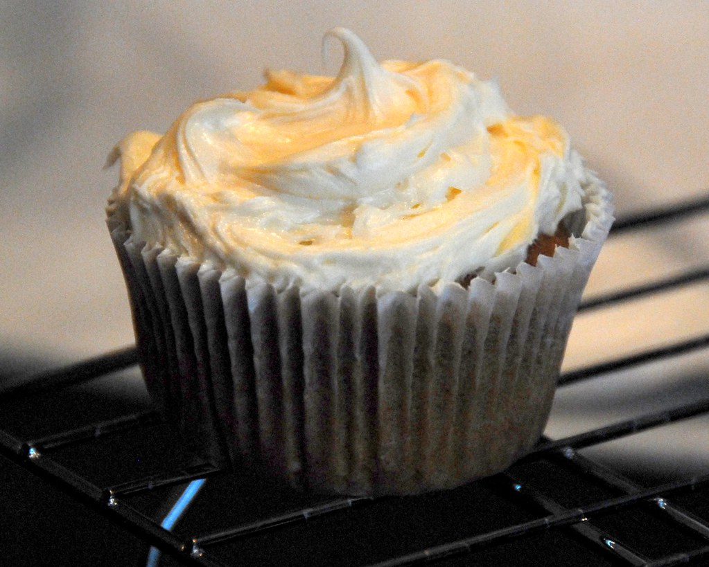 Pumpkin Cupcake 2