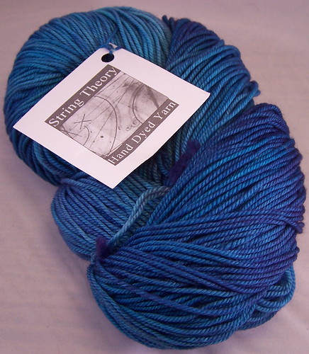 String Theory Caper Sock - Atlantis