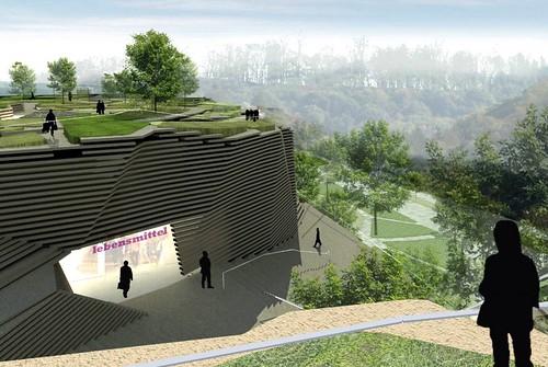 rendering of Weilburg terrace (by: ACME)