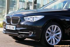 Test BMW serie 5GT 18