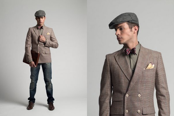 Fine and Dandy lookbook 05