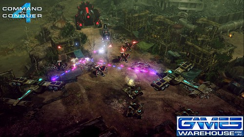 Command and Conquer 4: Tiberian Twilight 2062