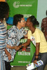 PASCH - Schulen, Partner der Zukunft. Ambassadrice Priss'k au Lycée Moderne de Jeunes Filles de Yopougon, Abidjan, Côte d'Ivoire 30.10.2009 (0671)