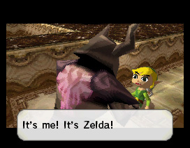 The Legend of Zelda Spirit Tracks screenshot 3