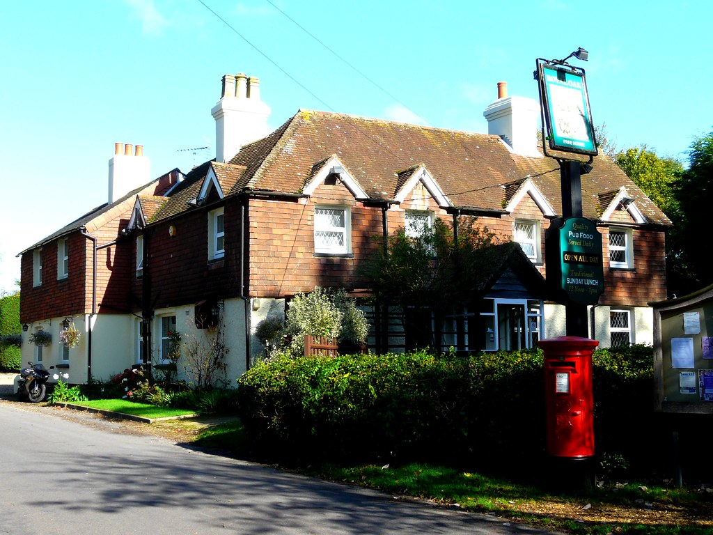 The Royal Oak, Lasham, Hampshire