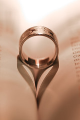 Book, ring and heart (Nas t) Tags: ringbookheart3
