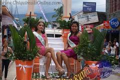 Desfile inaugural de la Feria de Quezaltepeque 2009