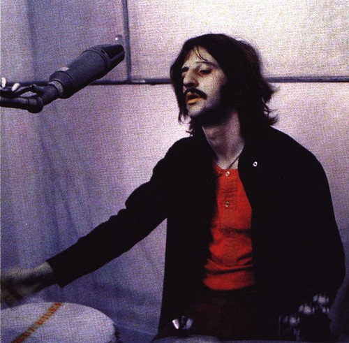 Beatles Ringo Starr Get Back Sessions January 1969