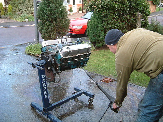 Wanted Heavy Duty Engine Stand In Bristol Area