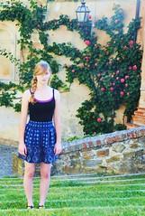 (Claire Ellen.) Tags: italy green vines roman amphitheater piedmont monfortedialba