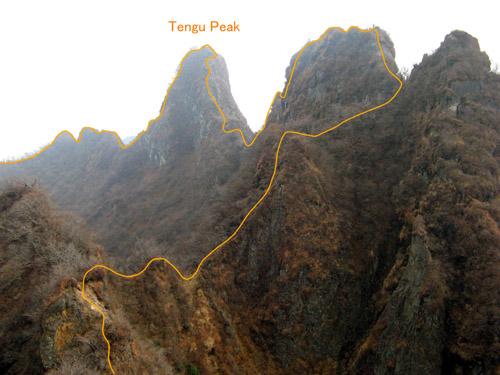 tengu_route