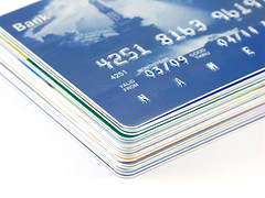 Pack of credit cards (SolanD) Tags: two white money color up metal shopping studio gold design moving coin focus treasure shot image market background stock group large objects bank nobody stack plastic business achievement card credit trading incentive savings financial making crunch investment currency isolated improvement loan banking wealth winnings concepts debt advisor paying finances