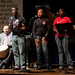 Stduents provide diverse worship music and styles during Dialog on Race and Diversity (D.O.R.D.) week.